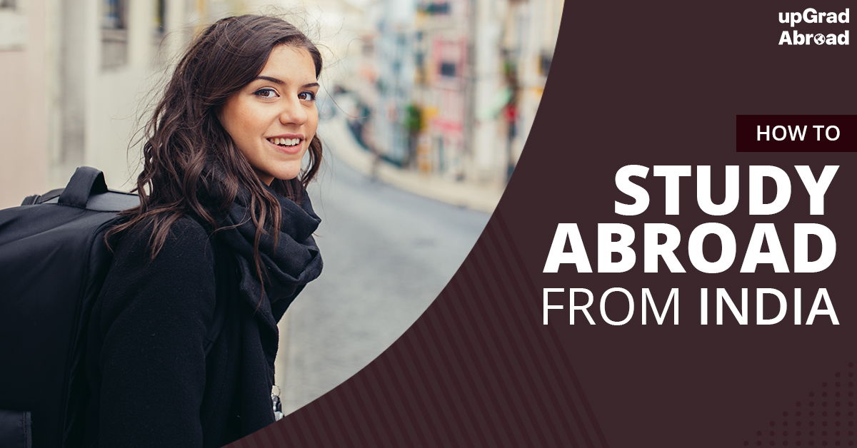 How to Study Abroad from India