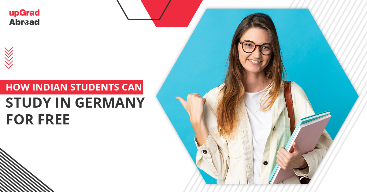 study in Germany for free for Indian Students