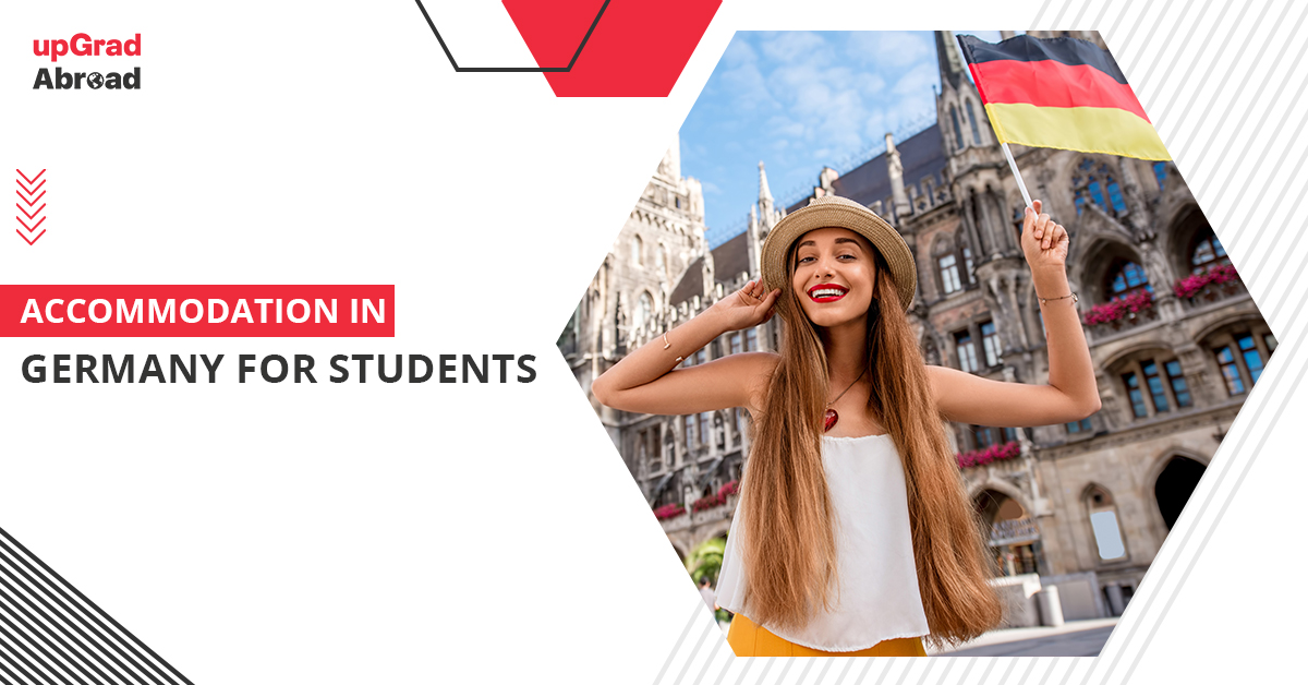 accommodation in germany for students
