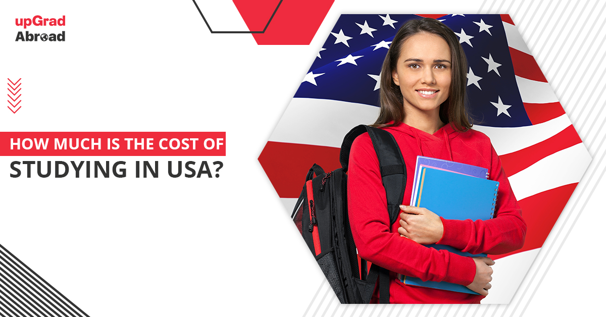 Cost of studying in USA