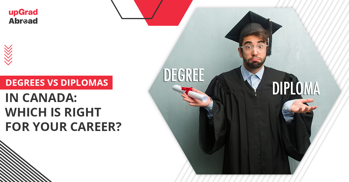 Degree or Diploma in Canada