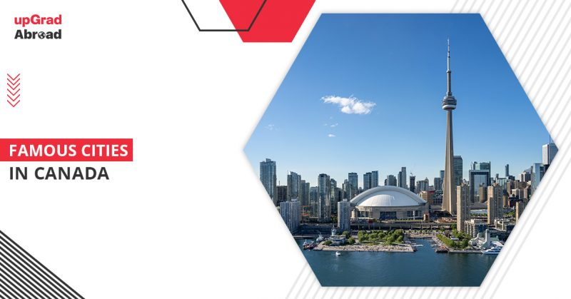 Famous cities in Canada