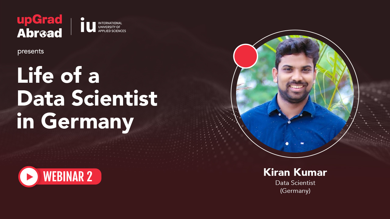 Life of Data Scientist in Germany