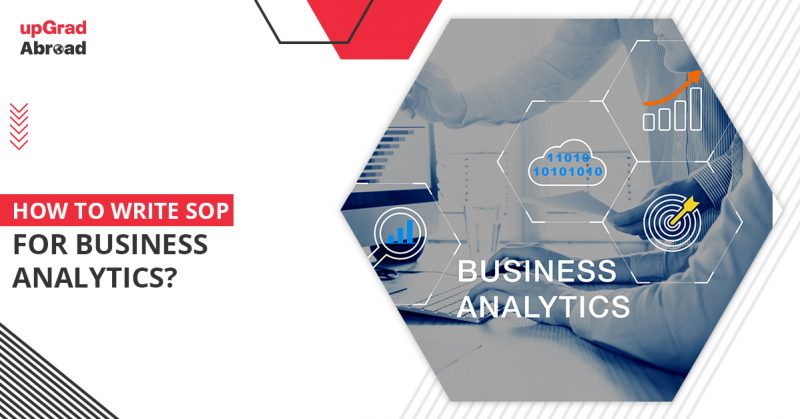 SOP for business analytics