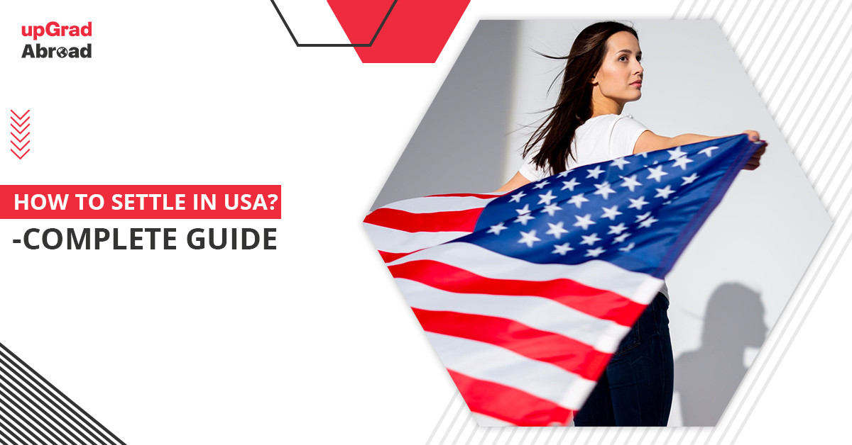 Settle in USA