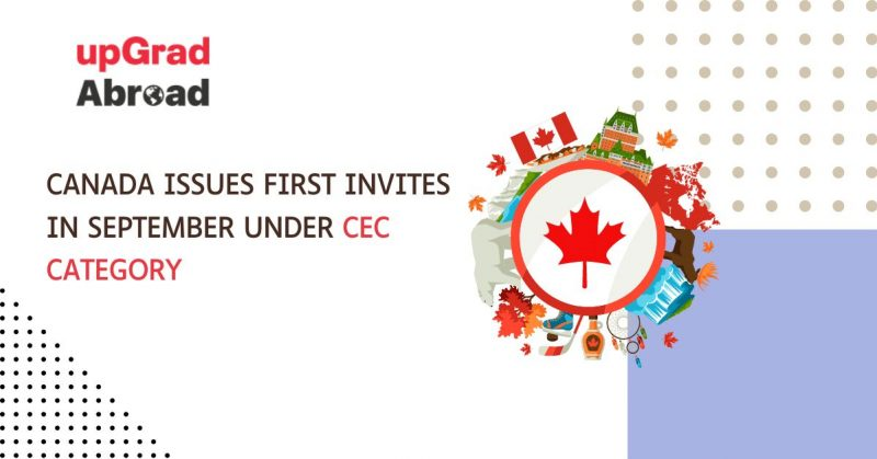 Canada issues first invites in September under CEC category