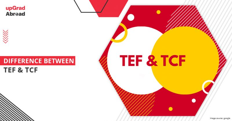 difference between TEF & TCF