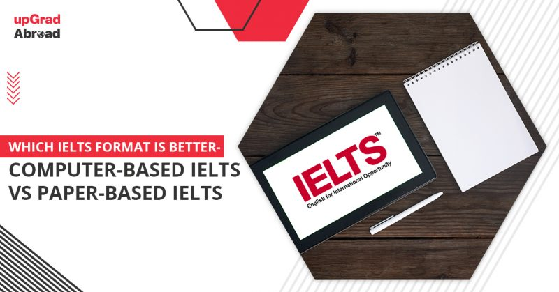 difference between computer based and paper based ielts