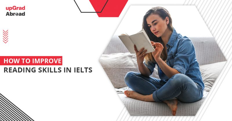 how to improve reading skills in ielts