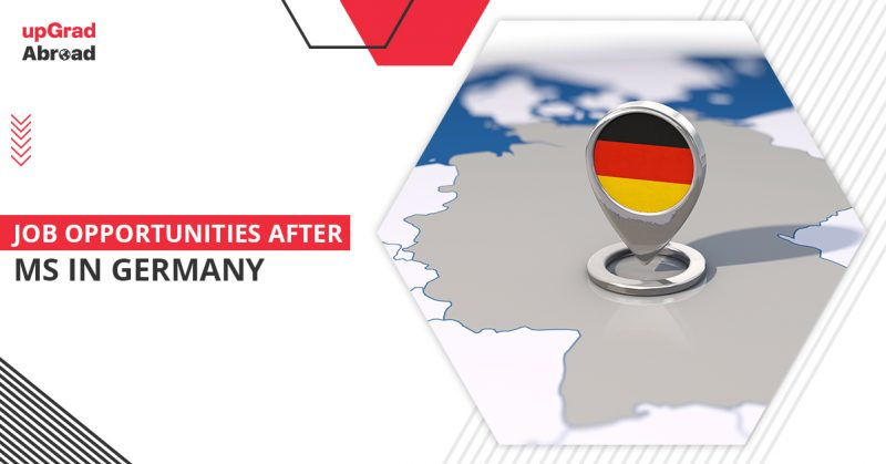 job opportunities after ms in germany