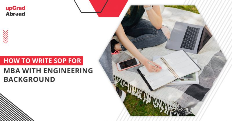 sop for mba with engineering background